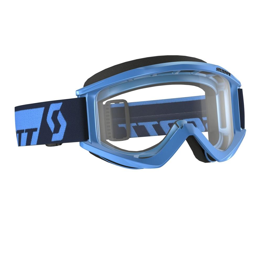 Motokrosové brýle Scott Recoil Xi MXVI modrá