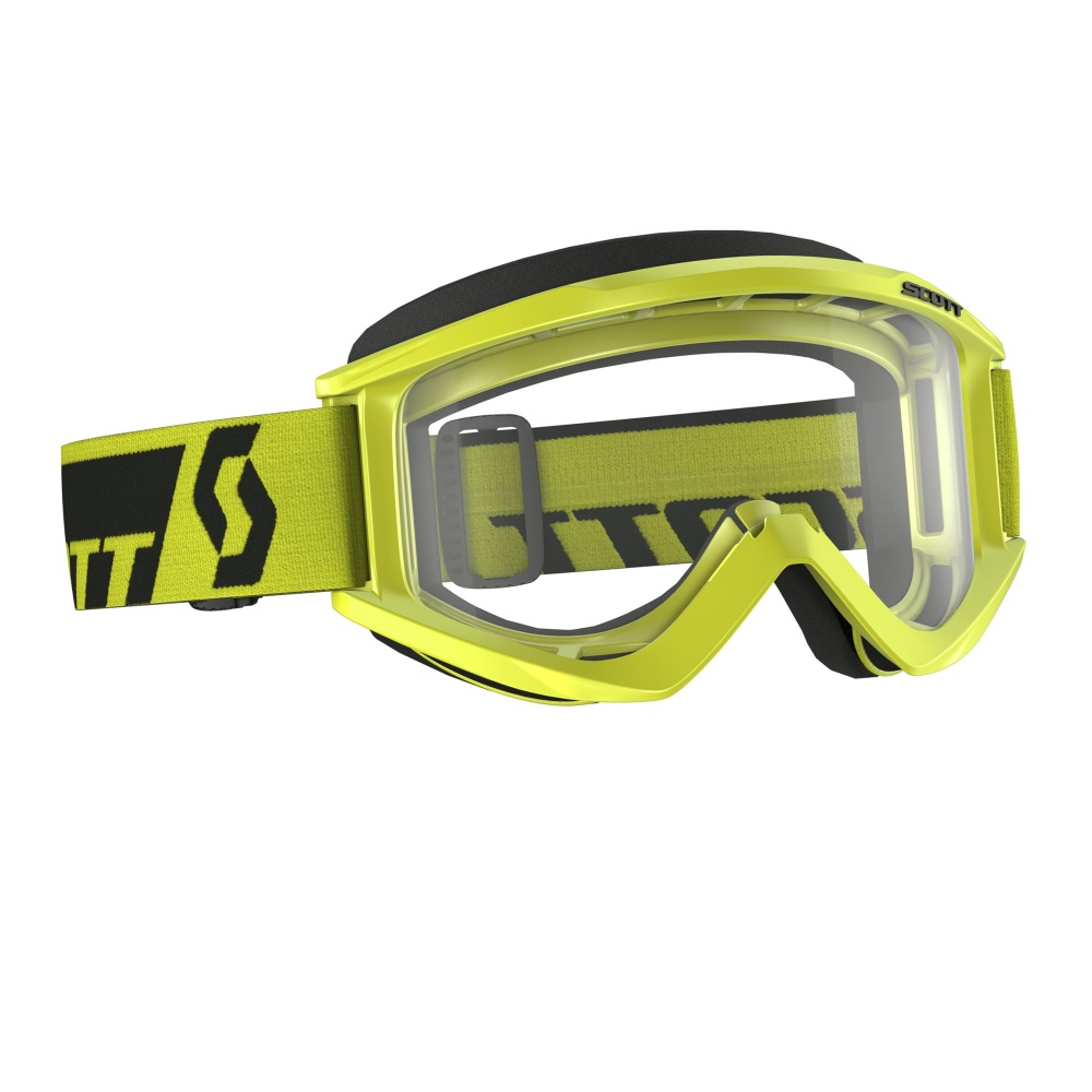 Motokrosové brýle Scott Recoil Xi MXVI zelená