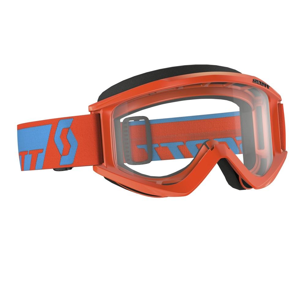 Motokrosové brýle Scott Recoil Xi MXVI oranžová