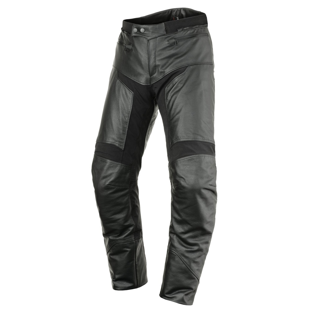 Scott MOTO Tourance Leather DP černá - XXL (38)