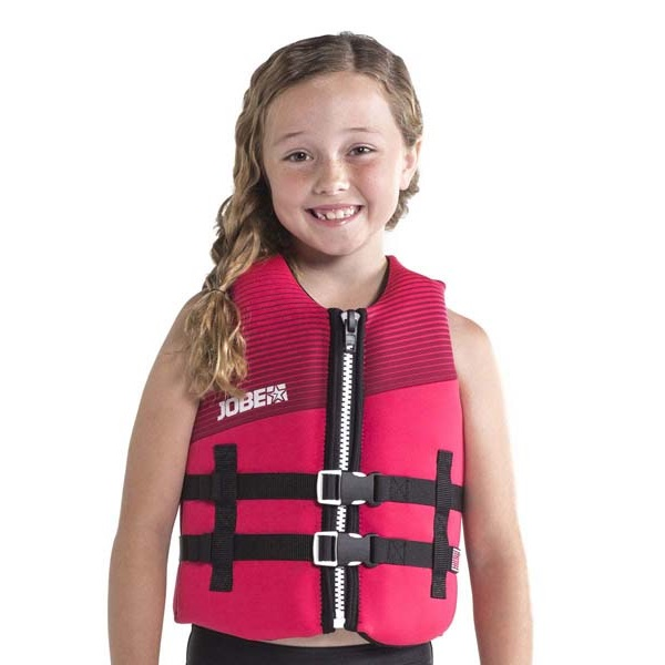 Jobe Youth Vest 2019 Hot Pink - 8