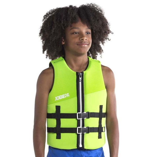 Jobe Youth Vest 2019 Lime Green - 16