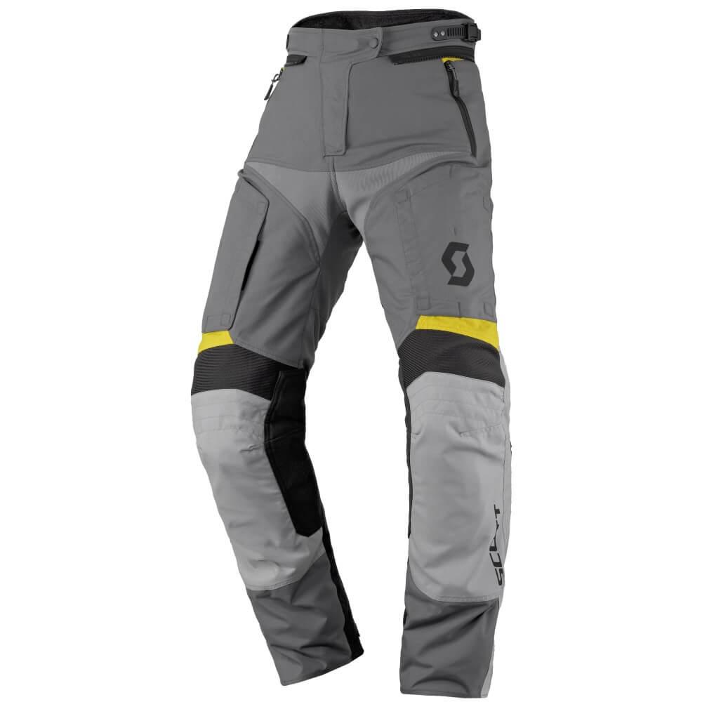 Dámské moto kalhoty SCOTT W's Dualraid DP MXVII Light Grey-Grey - M (36)