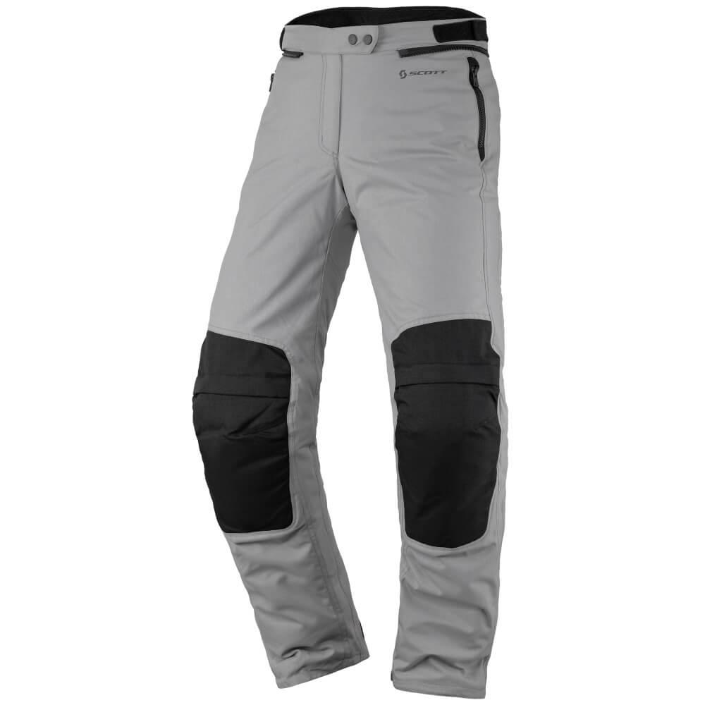Dámské moto kalhoty SCOTT W's Turn ADV DP MXVII Grey-Black - M (36)