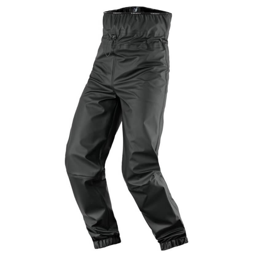 Dámské moto kalhoty proti dešti SCOTT W's Ergonomic Pro DP MXVII Black - M (36)