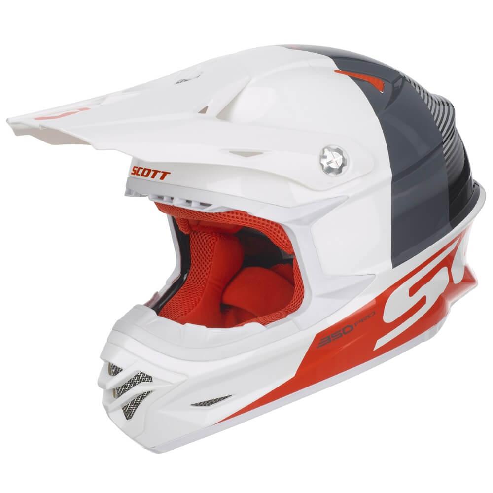 Motokrosová přilba SCOTT 350 Pro Track MXVII