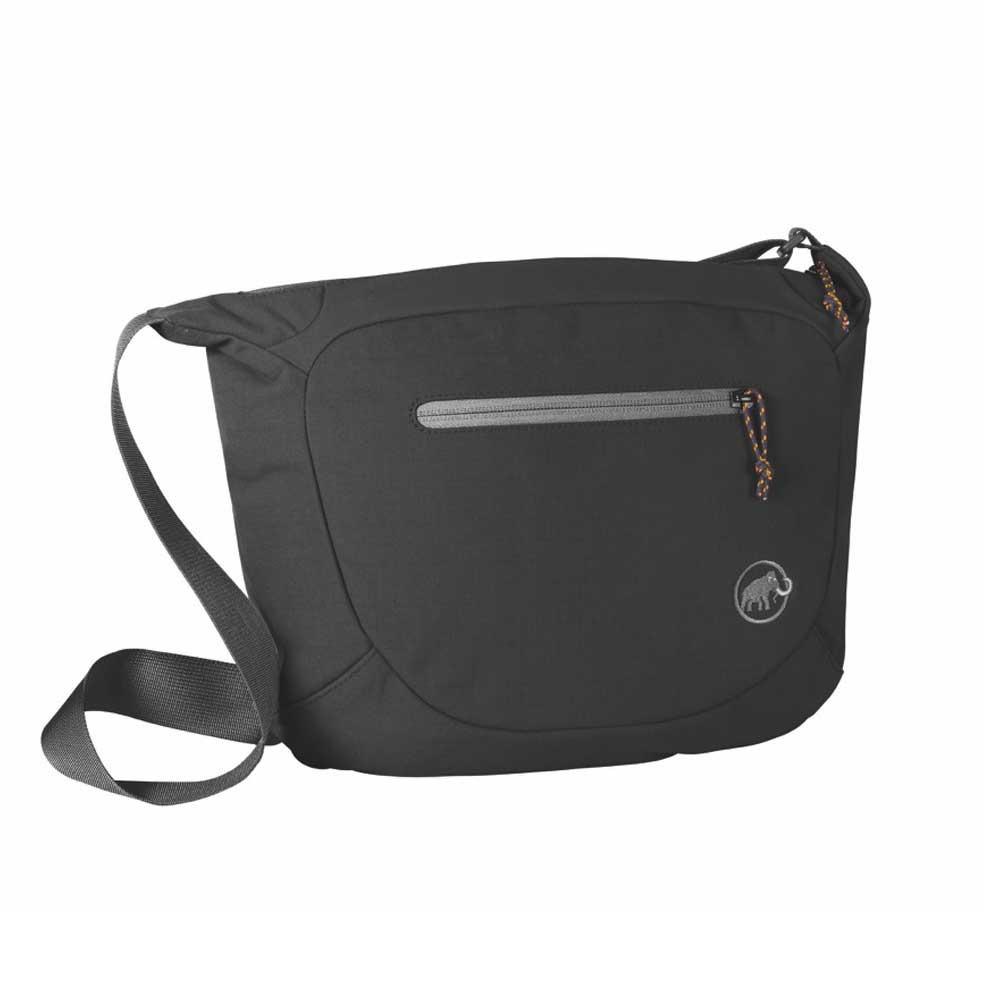 Taška přes rameno MAMMUT Shoulder Bag Round 8 l Black
