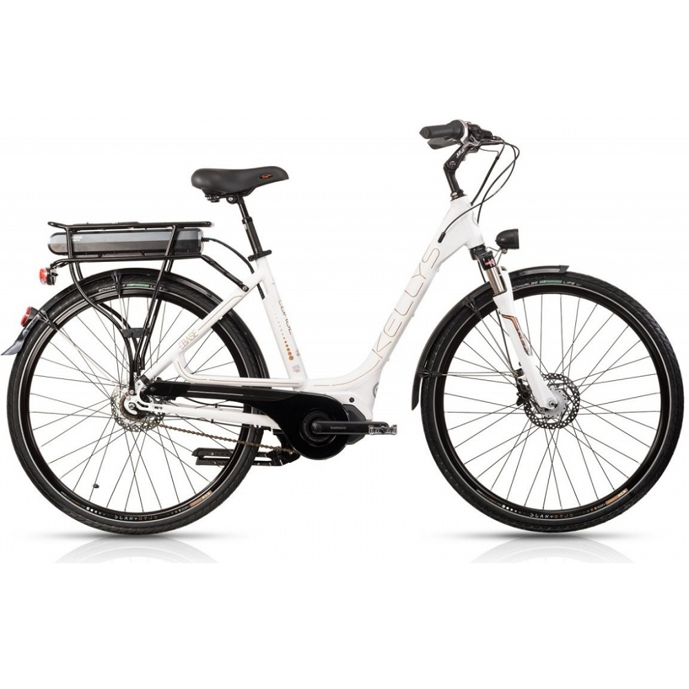 Kellys Ebase 28  model 2018 White  450 mm 175