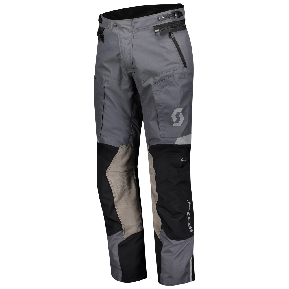 Scott MOTO Dualraid Dryo Pant blackiron grey - S
