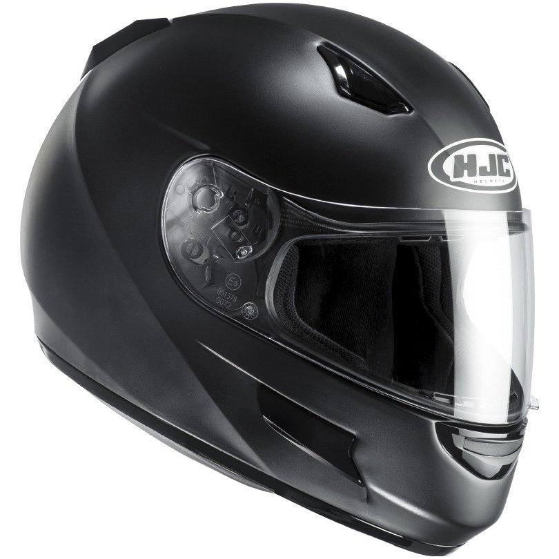 Moto přilba HJC CL-SP Semi Black  3XL (65-66)