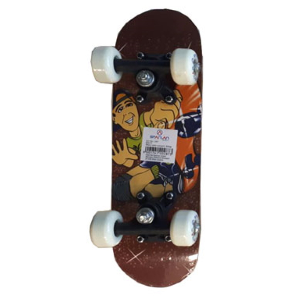 Skateboard Mini Board Skateboy Brown