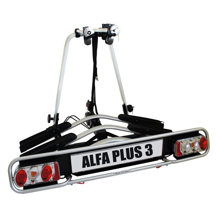 Nosič kol na tažné zařízení ALFA Plus 3