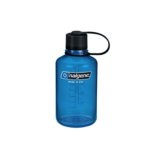 Outdoorová láhev NALGENE Narrow Mouth 500 ml Blue 16 NM
