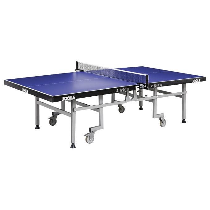 Stůl na stolní tenis Joola 3000 SC modrá