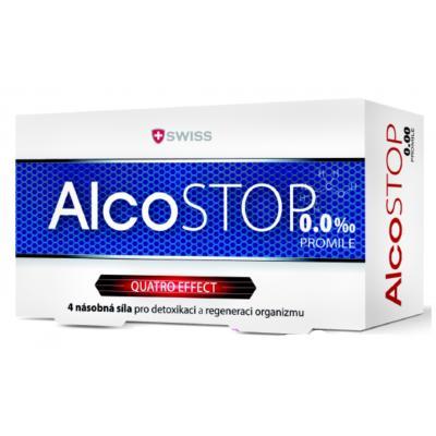SWISS AlcoSTOP 20 tablet