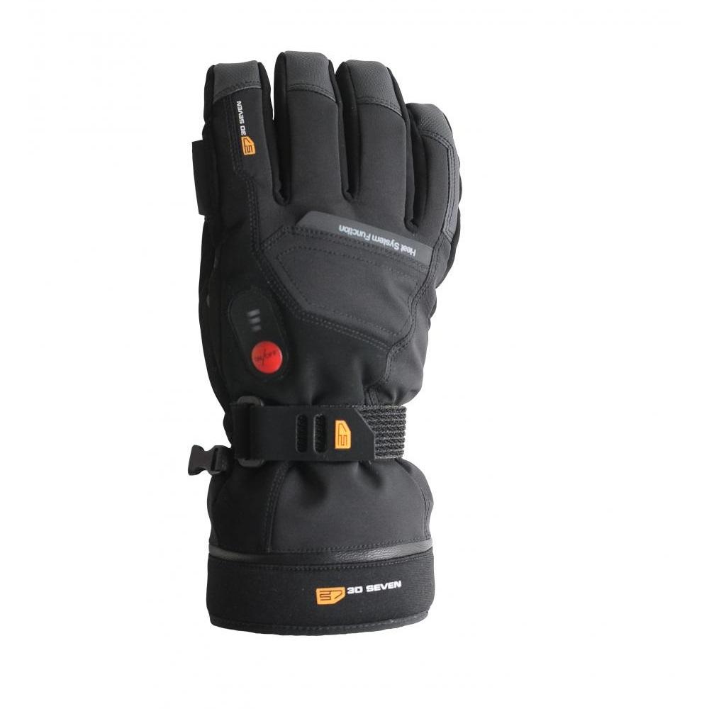 Vyhřívané lyžařské rukavice 30 SEVEN 7