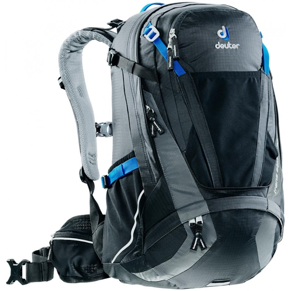 Cyklistický batoh DEUTER Trans Alpine 30 šedá