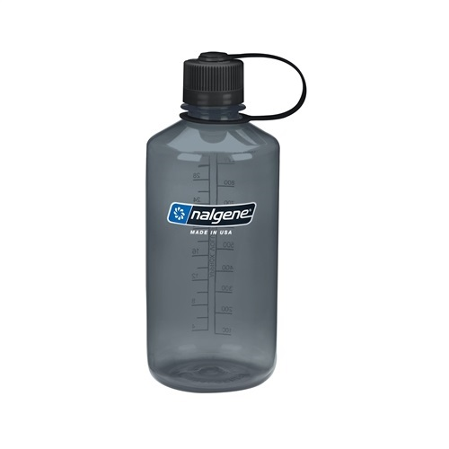 Nalgene Narrow Mouth 1l Gray 32 NM