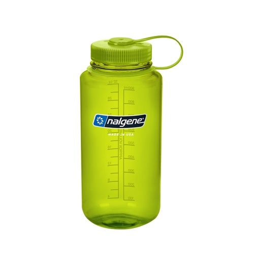 Nalgene Wide Mouth 1 l Spring Green 32 WM