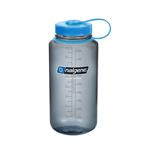 Nalgene Wide Mouth 1 l Gray 32 WM