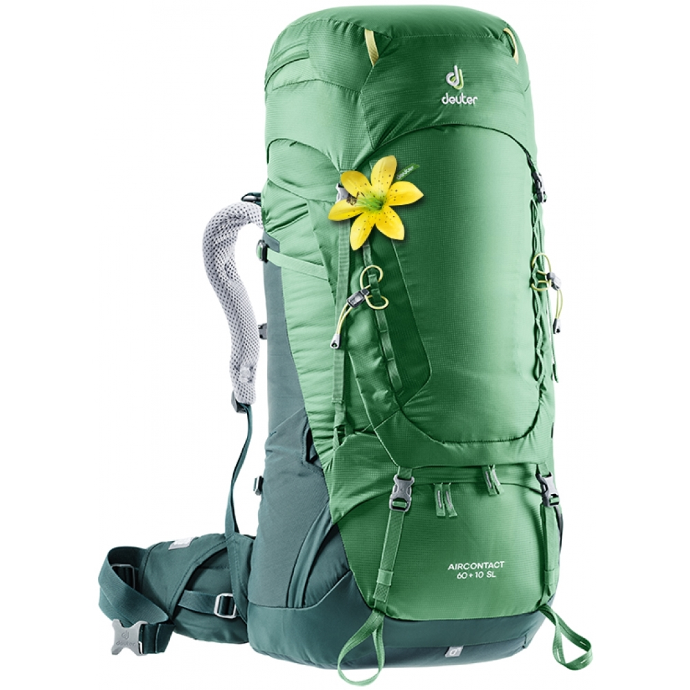 Deuter Aircontact 60  10 SL leaf-forest