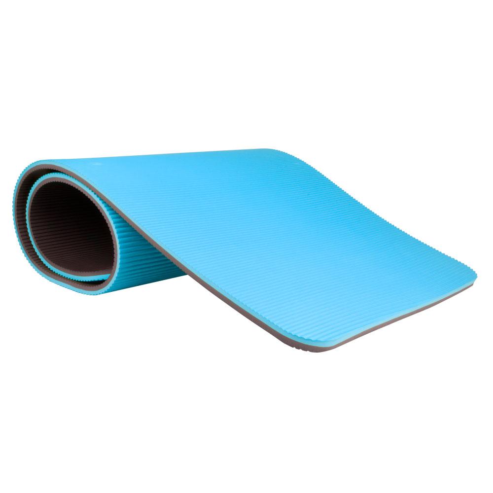 Podložka na cvičení inSPORTline Profi 180 cm modrá
