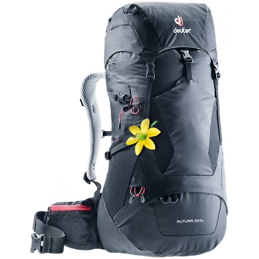Turistický batoh DEUTER Futura 28 SL black 32ff68e449