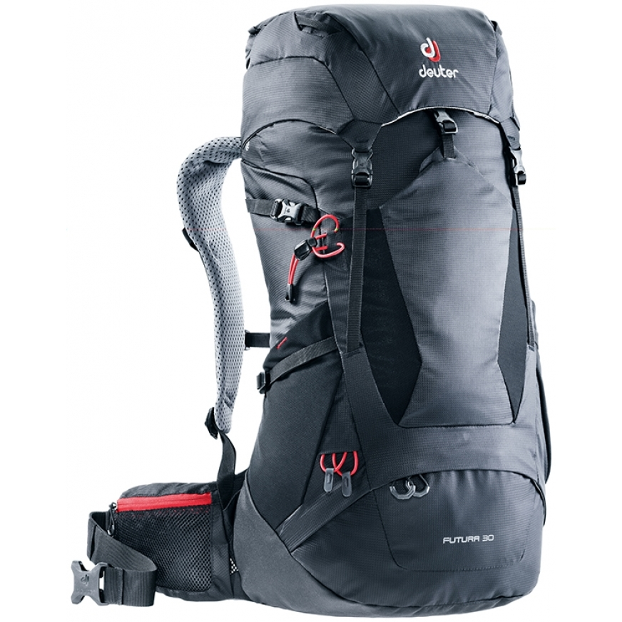 Turistický batoh DEUTER Futura 30 black 98b603ffcd