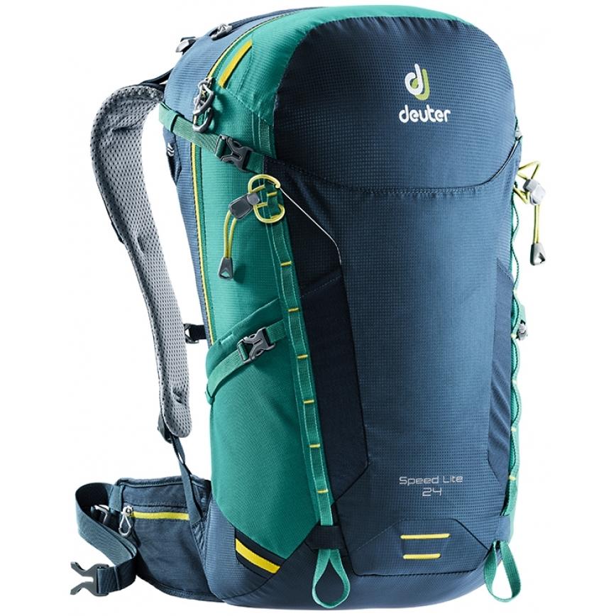 9e3ef0b94c Turistický batoh DEUTER Speed Lite 24 navy-alpinegreen