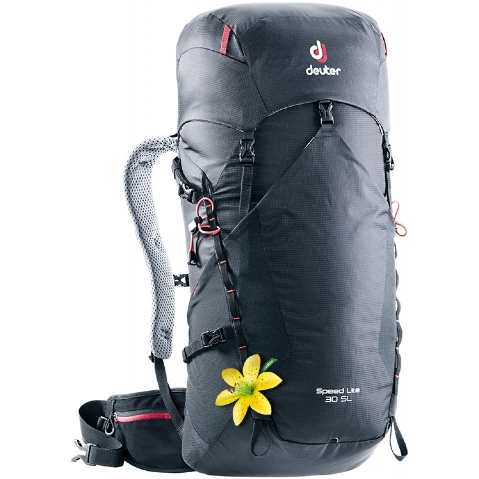 072232fd5f Turistický batoh DEUTER Speed Lite 30 SL black