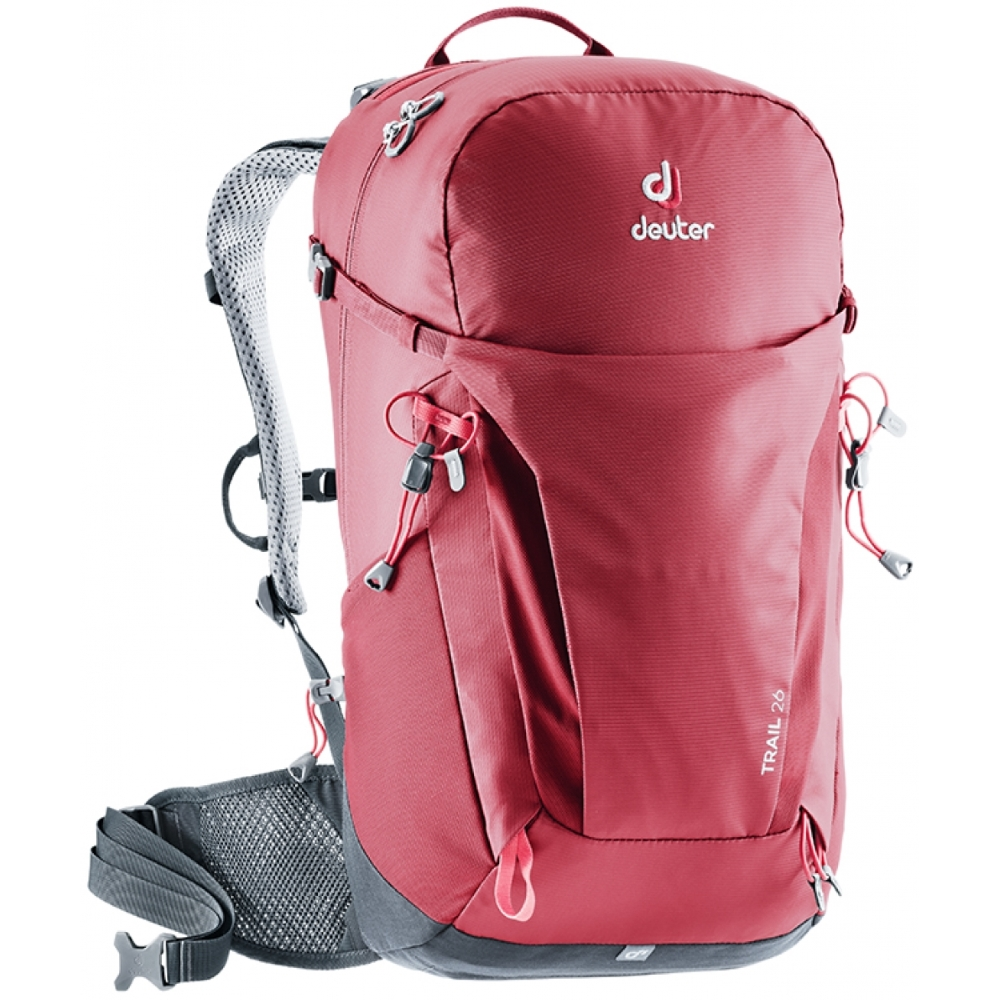 Deuter Trail 26 cranberry-graphite
