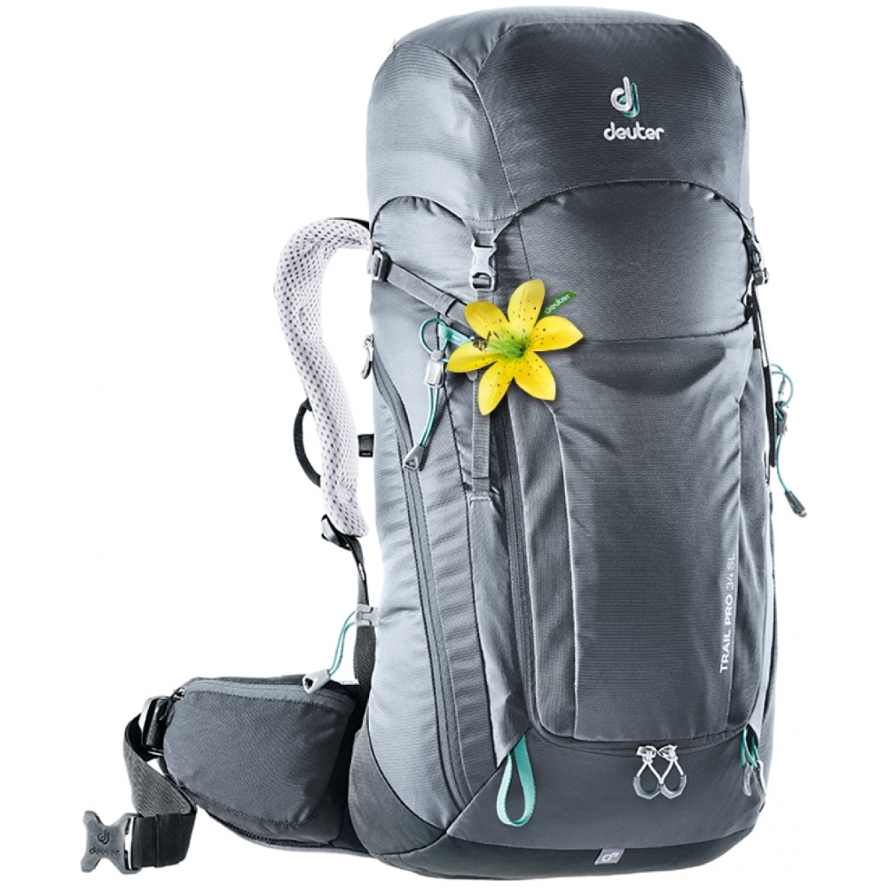 Deuter Trail Pro SL 34l graphite-black