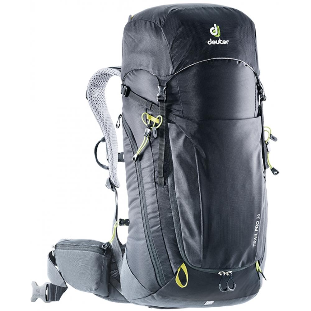 Turistický batoh DEUTER Trail Pro 36 black-graphite 691fdf0828