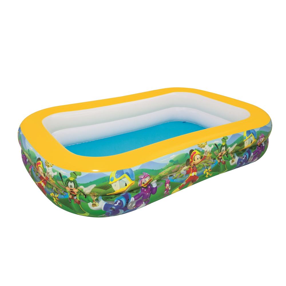 Bazén Bestway Mickey Family Pool 262 x 175 cm