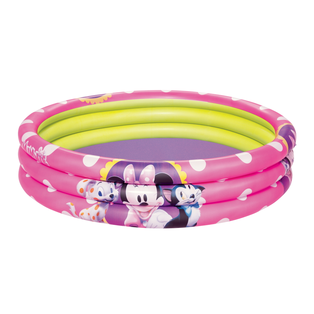 Bestway Minnie 3-Ring Pool