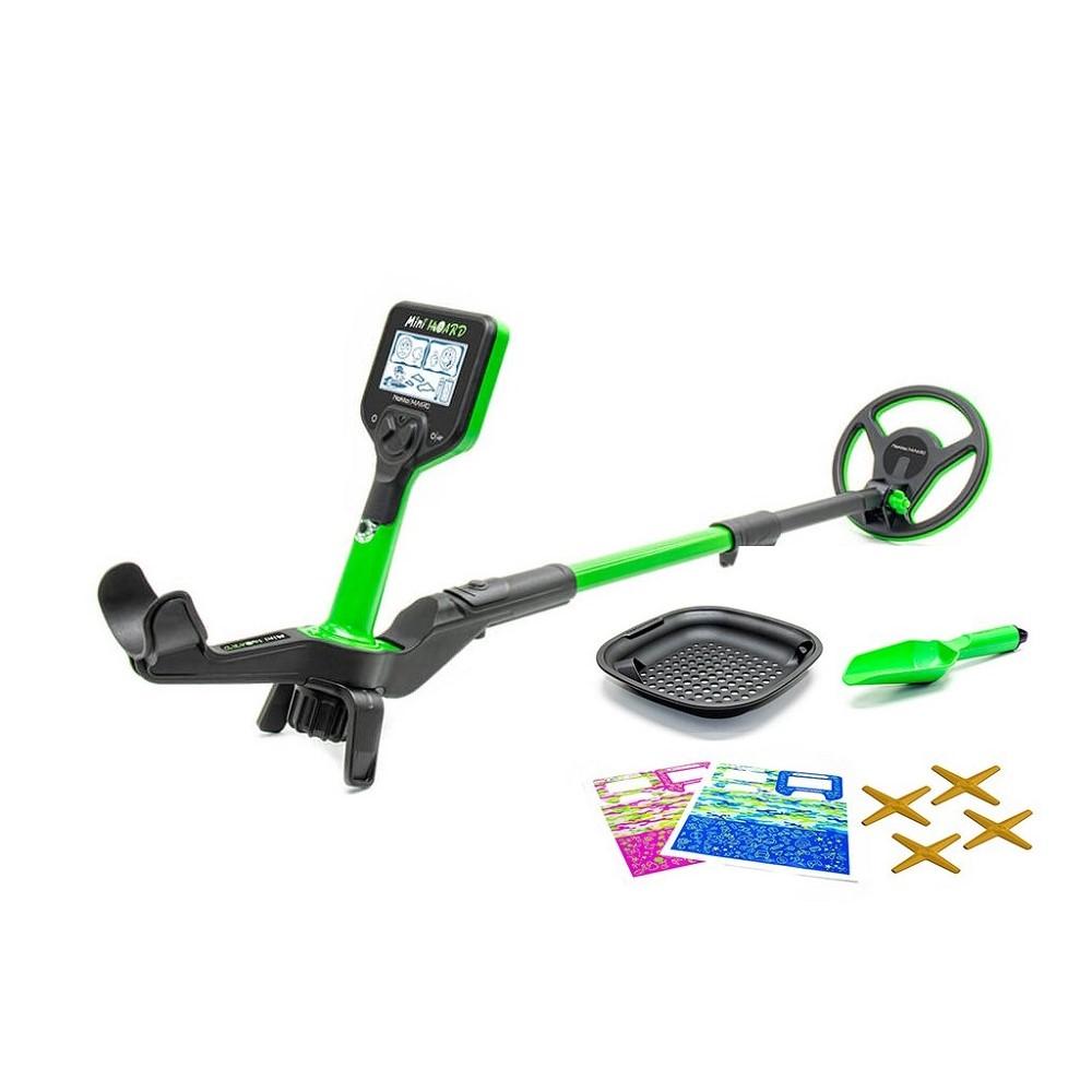 Detektor kovu Nokta Makro Mini Hoard - Cool Kit