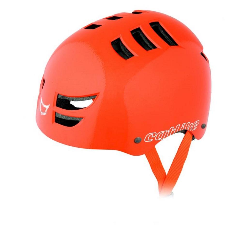 Cyklo přilba CATLIKE 360° oranžová - MT