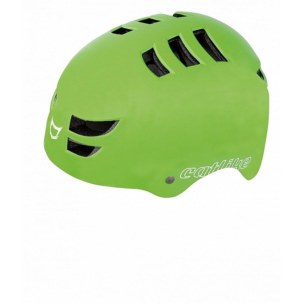 Cyklo přilba CATLIKE 360° zelená - MT