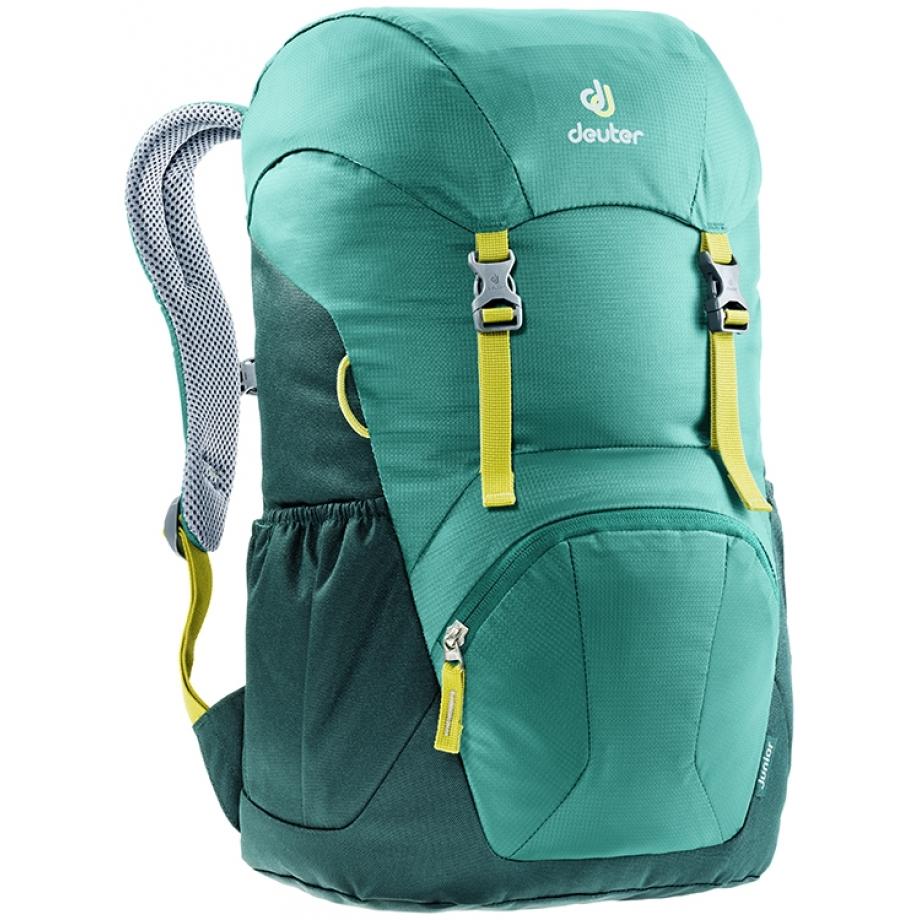 Dětský batoh DEUTER Junior 18l 2019 alpinegreen-forest