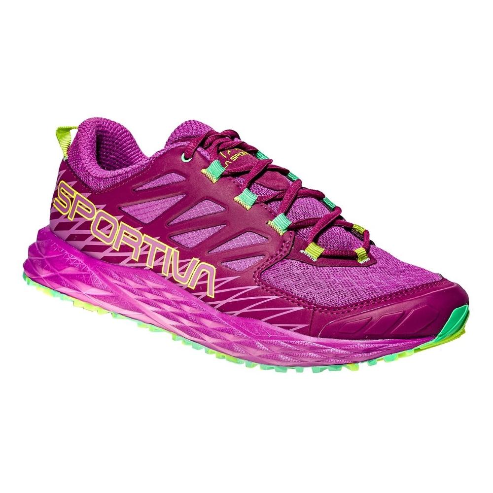 Dámské trailové boty La Sportiva Lycan Woman Purple/Plum - 37