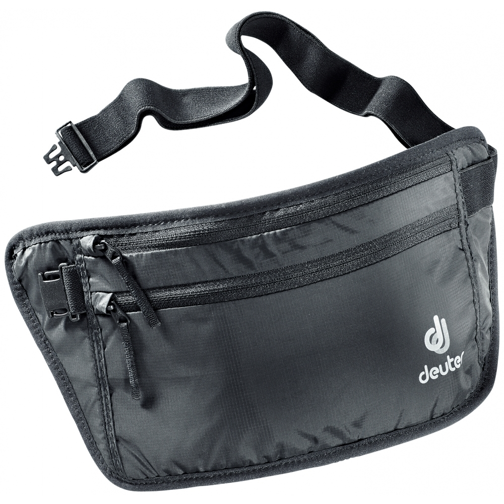 Deuter Security Money Belt II černá