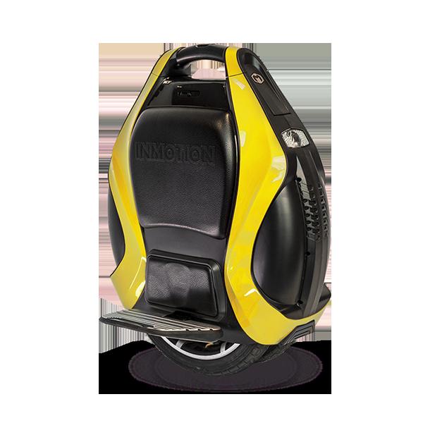 Elektrická jednokolka INMOTION V3C žlutá