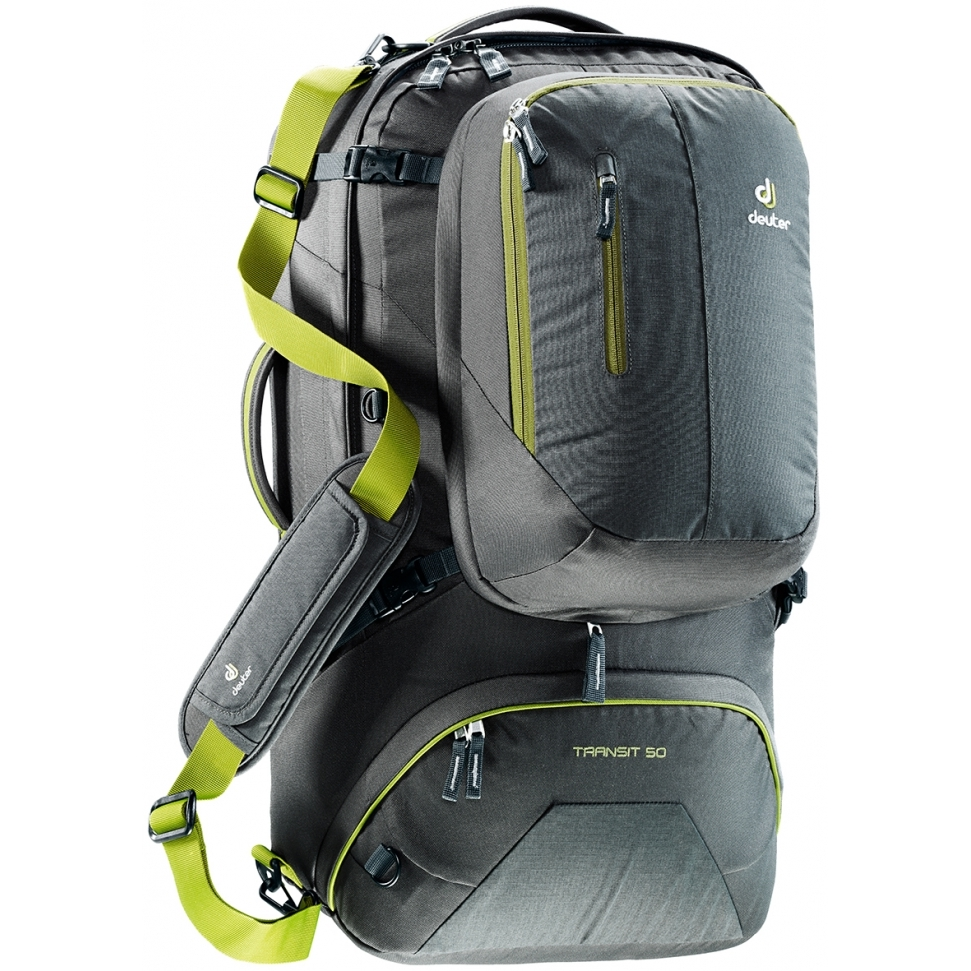 Deuter Transit 50 anthracitemoss