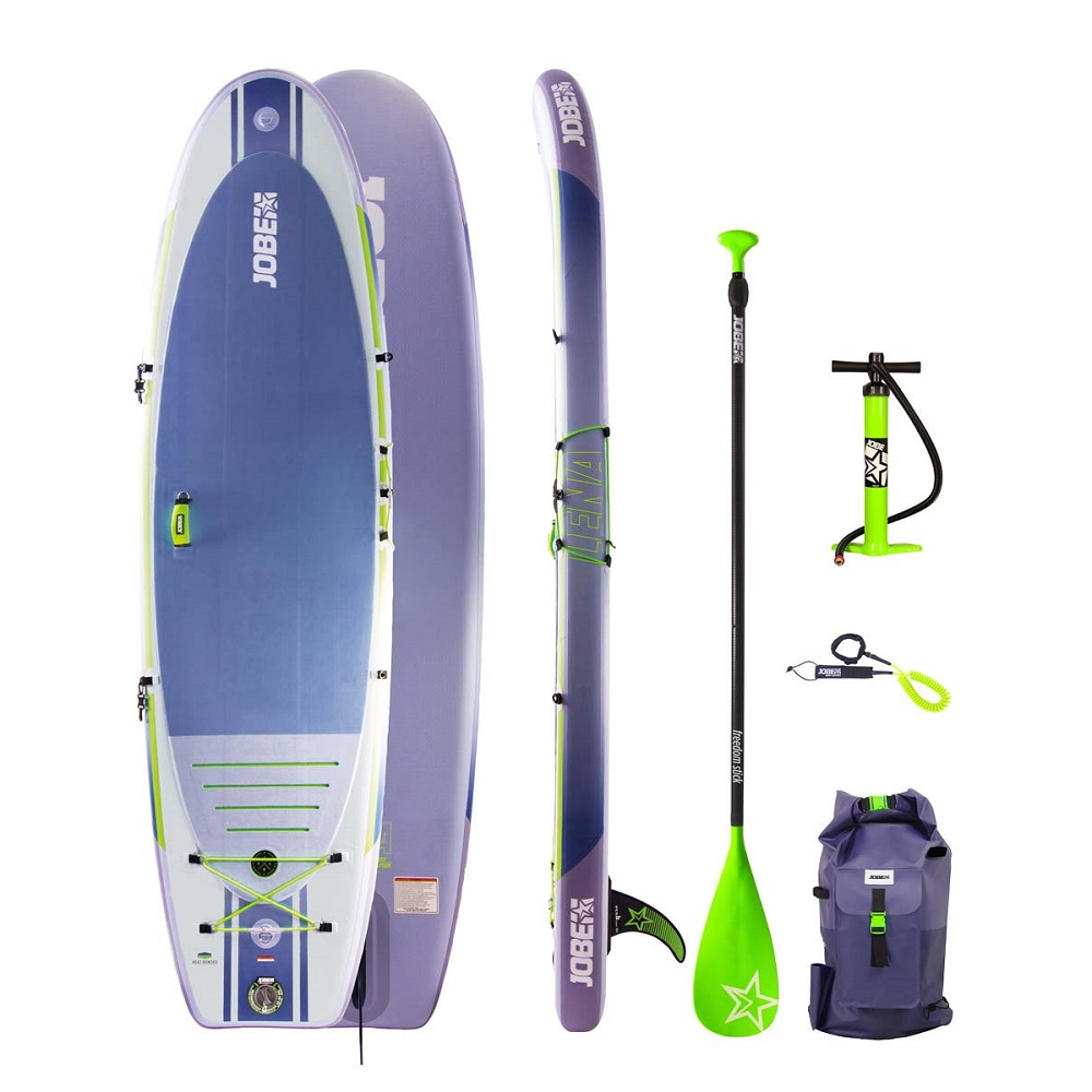 Paddleboard s příslušenstvím Jobe Aero SUP Lena Yoga 10.6 - model 2019