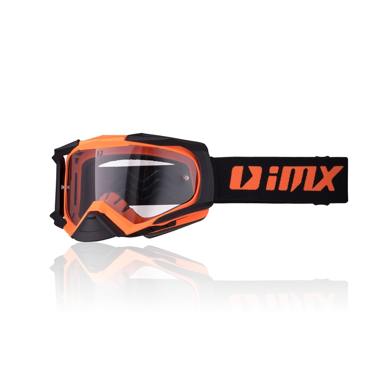 iMX Dust Orange MattBlack Matt