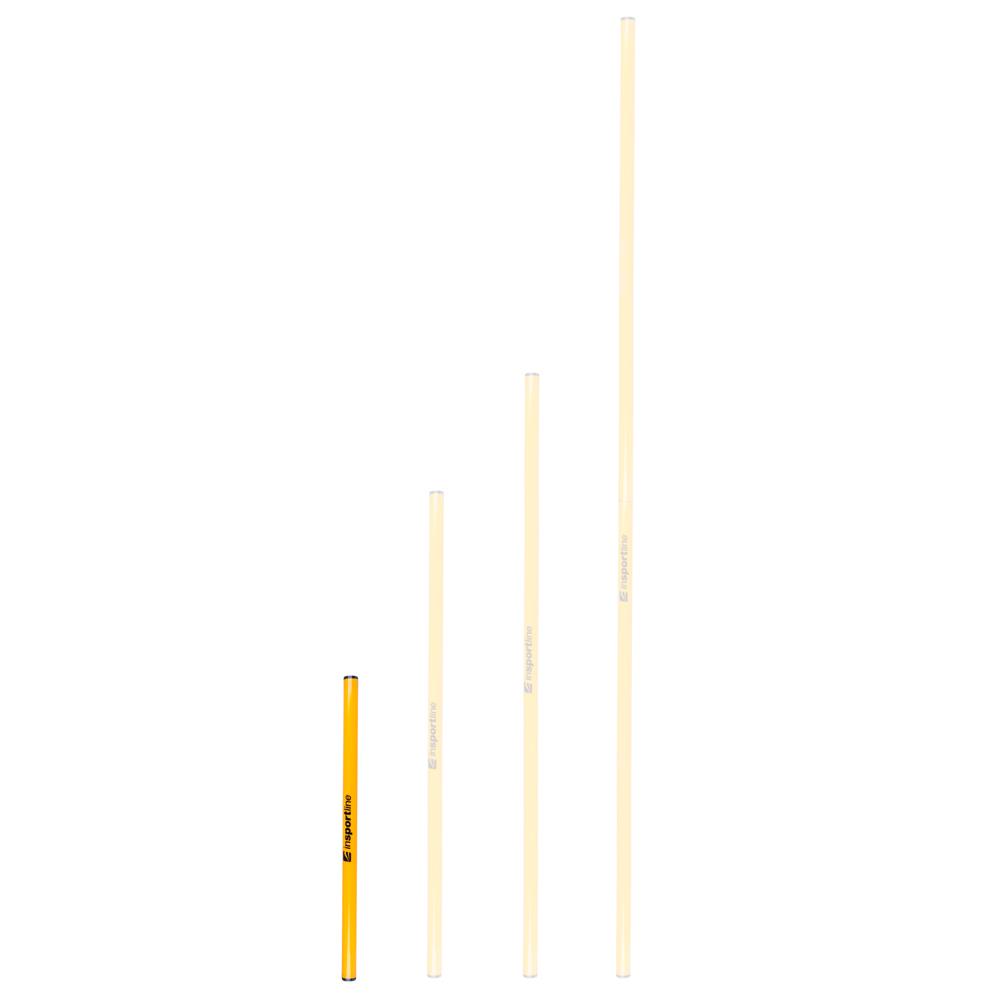 Slalomová tréninková tyč inSPORTline SL50 50cm