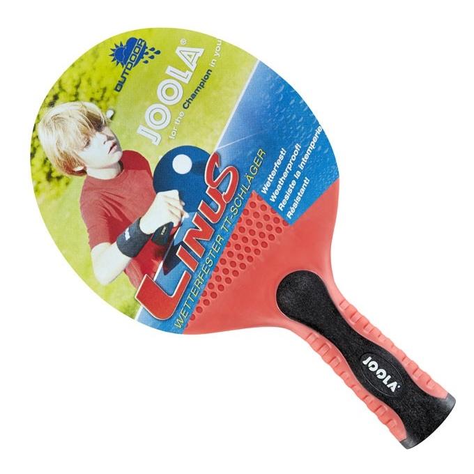 Pingpongová pálka Joola Linus Outdoor červená