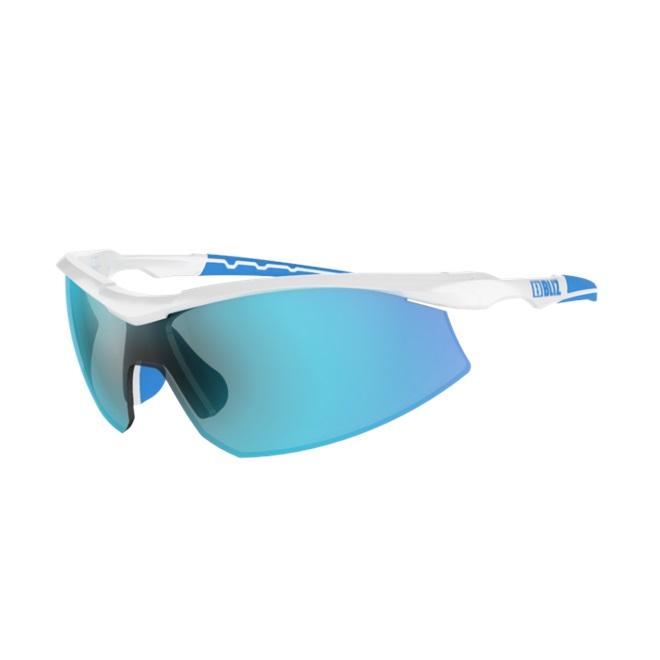 Sportovní sluneční brýle Bliz Prime bílo-modrá