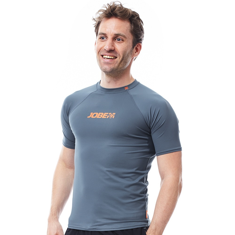Pánské tričko pro vodní sporty Jobe Rashguard modrá - S