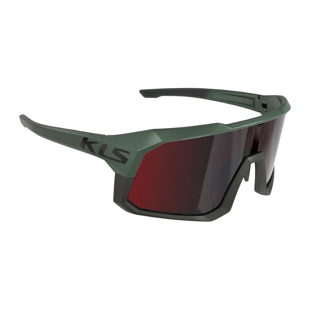 Sluneční brýle Kellys Dice II Khaki